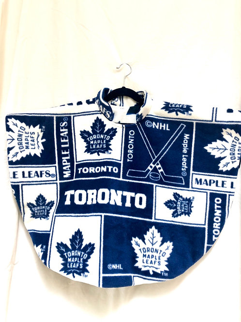Toronto Maple Leafs Poncho