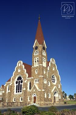 Eglise luthérienne, Windhoek