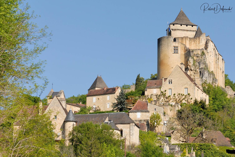 Castelnaud-la-Chapelle, château de Cstelnaud