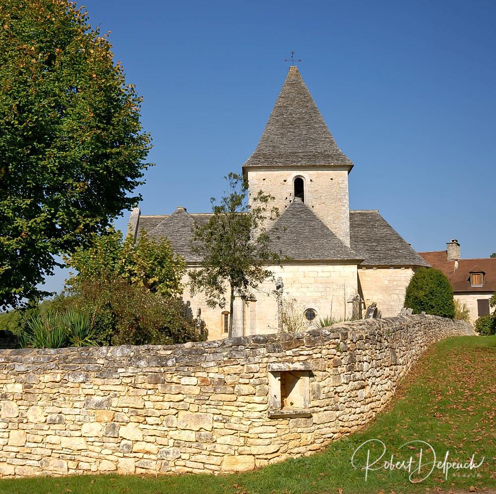 Lacassagne, l'église