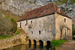 Moulin fortifié de Cougnaguet (Cales)