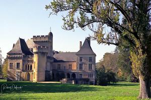Campagne, le château