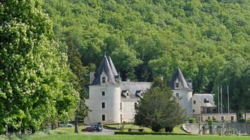 Condat, château de La Fleunie