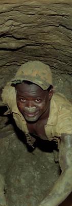 Mineurs diamants Tortiya