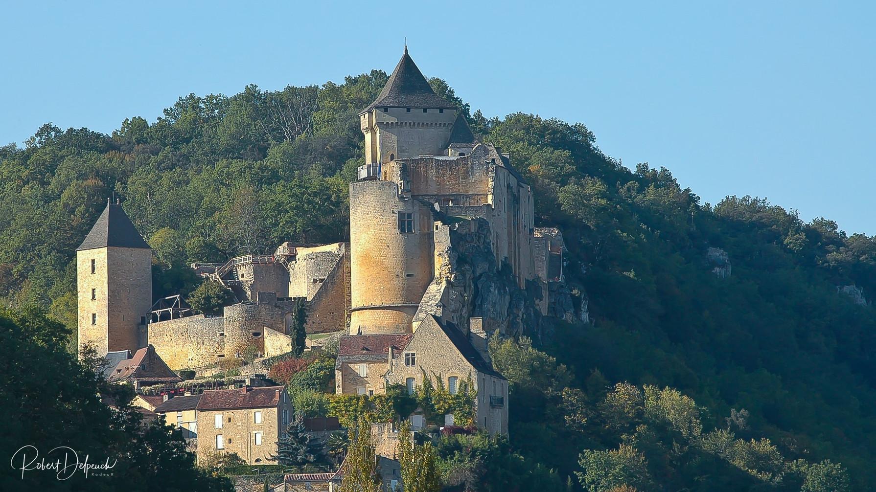 Castelnaud-la-Chapelle, château de Castelnaud