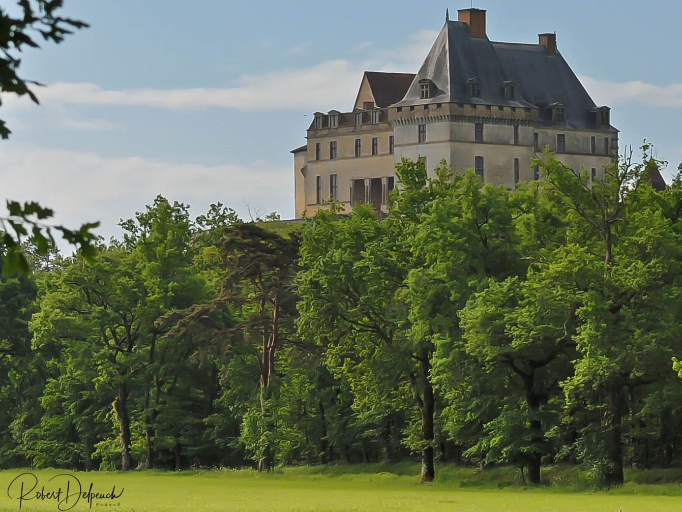 Château de Biron