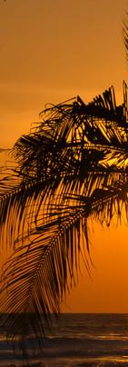 Sunset plage d'Assinie