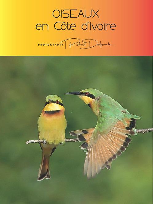 """Livre """"Oiseaux en Côte d'Ivoire"""""""
