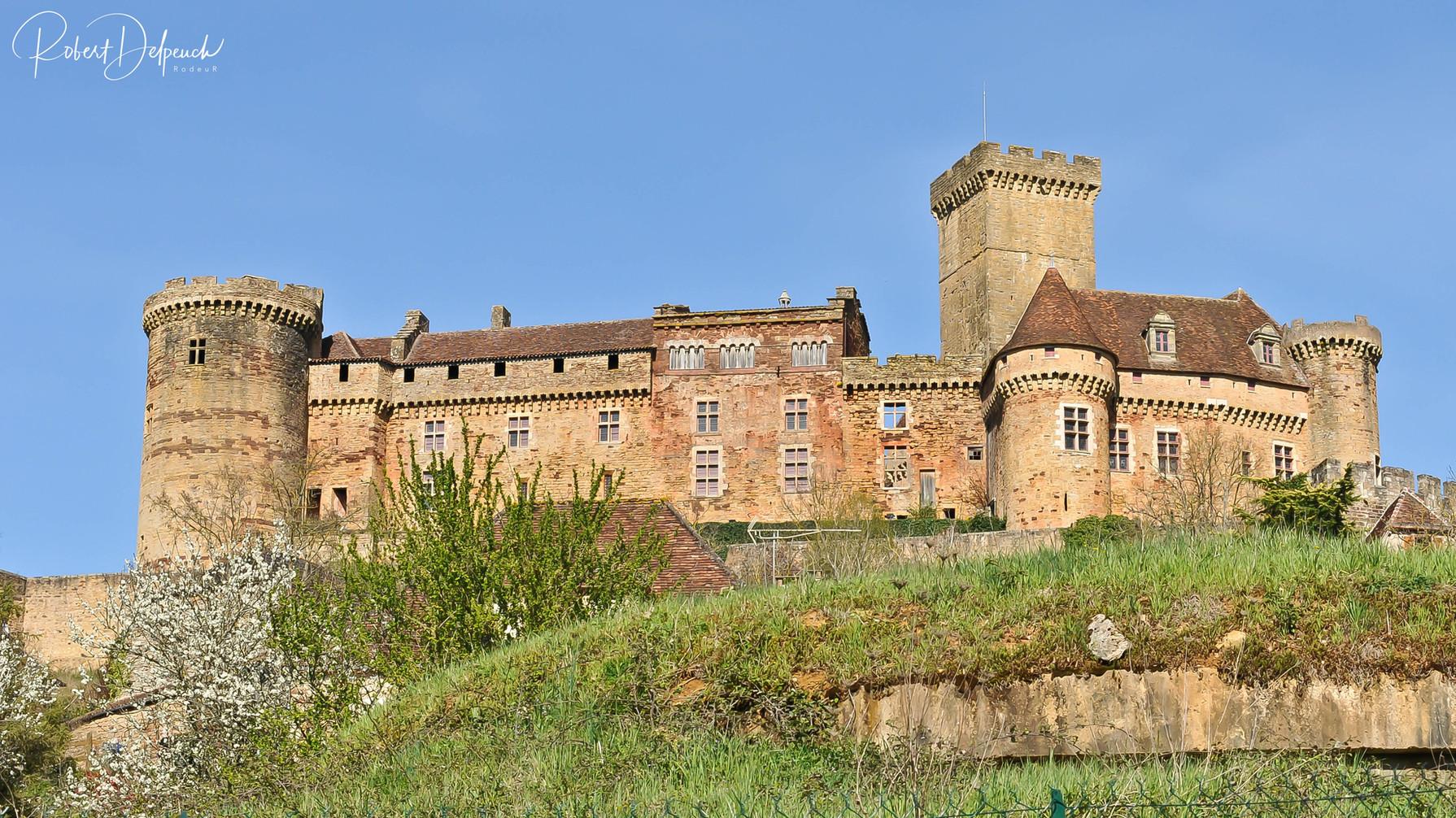 Château de Castelneau (Bretenoux)