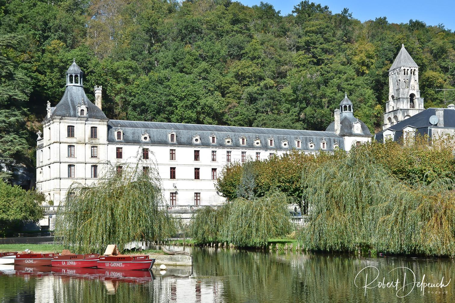 Abbaye de Brantôme