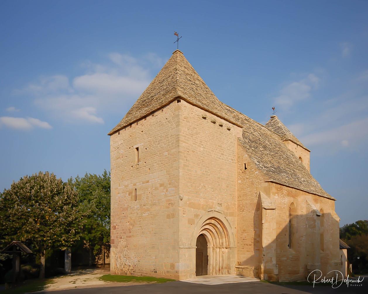 Archignac, l'église