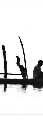 Pêche en lagune