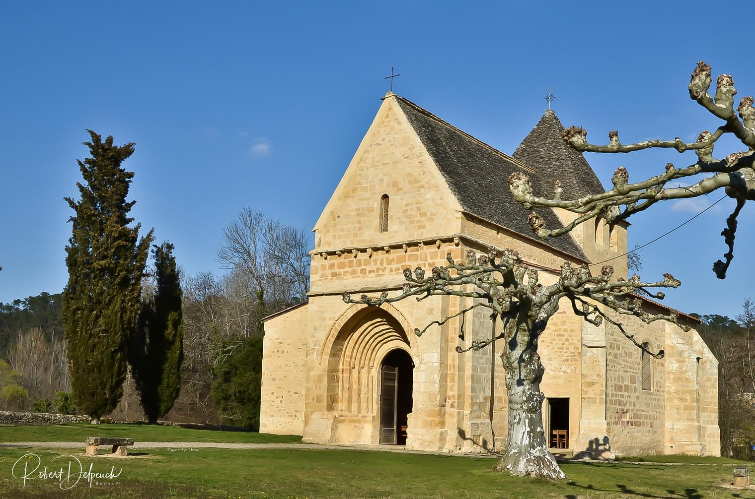 Carsac-Alliac, église Saint-Caprais