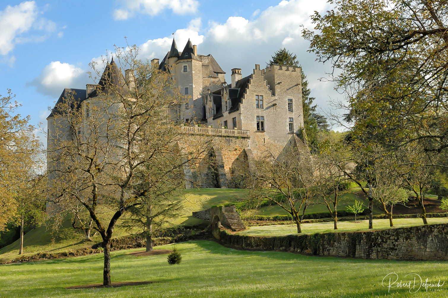 Castelnaud la Chapelle, château de Fayac