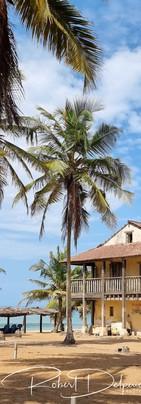 Ancienne maison au bord de l'océan - Jac