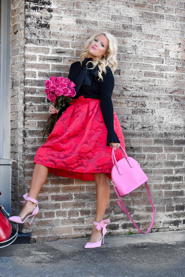 Chicwish - The Chic Life + Valentine's Day Outfits!