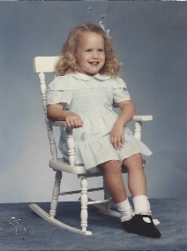 Wish i still had this curly hair!