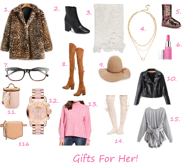 Holiday Gifts For Her!