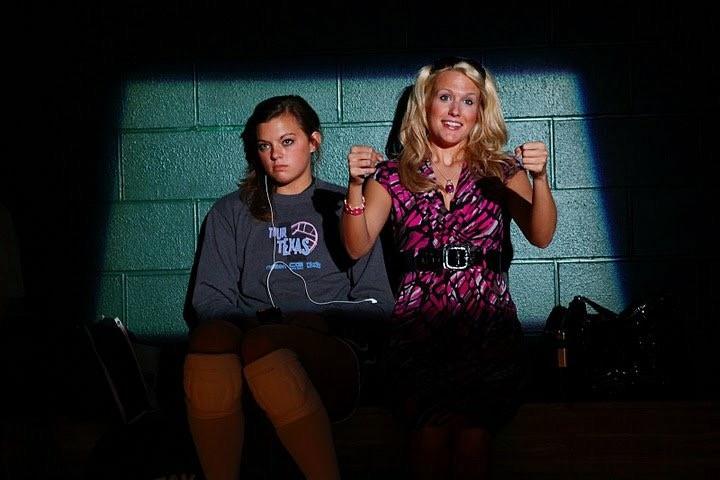 Volleygirls!