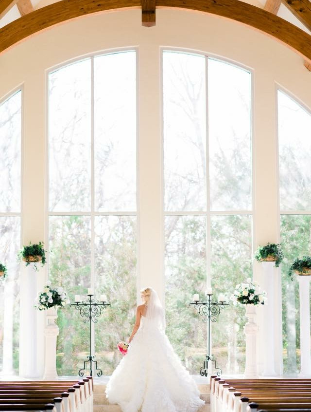Venue, Dress, Bridal Portrait
