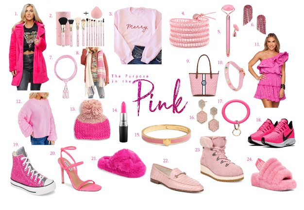 PINK Gift Guide!
