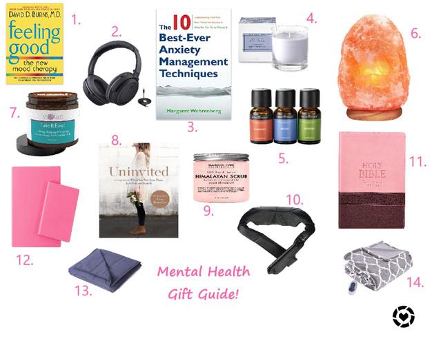 Mental Health Gift-Guide