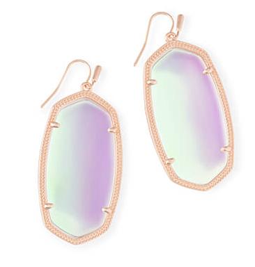 NEW gold drop earrings