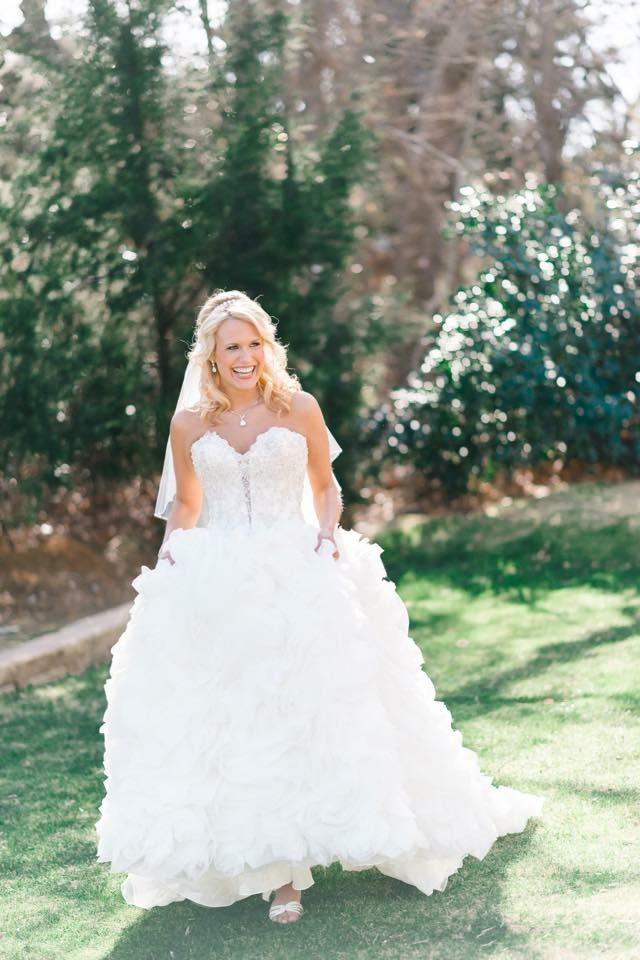 Dress and Bridal Portrait