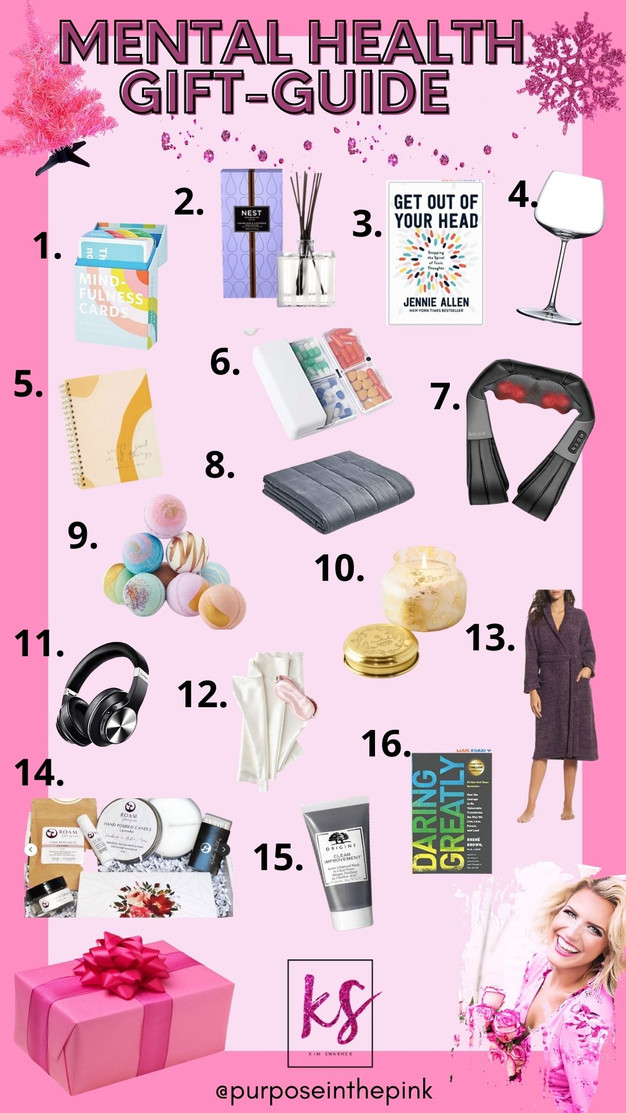 Mental Health Gift Guide!