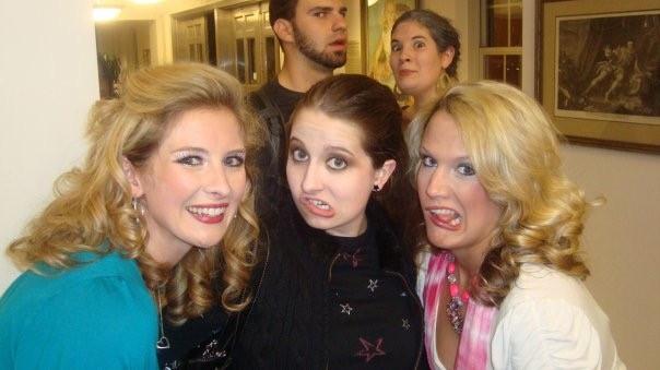 Urinetown Girls!