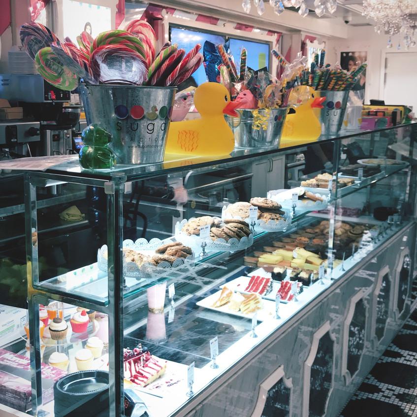 Sugar Factory Row