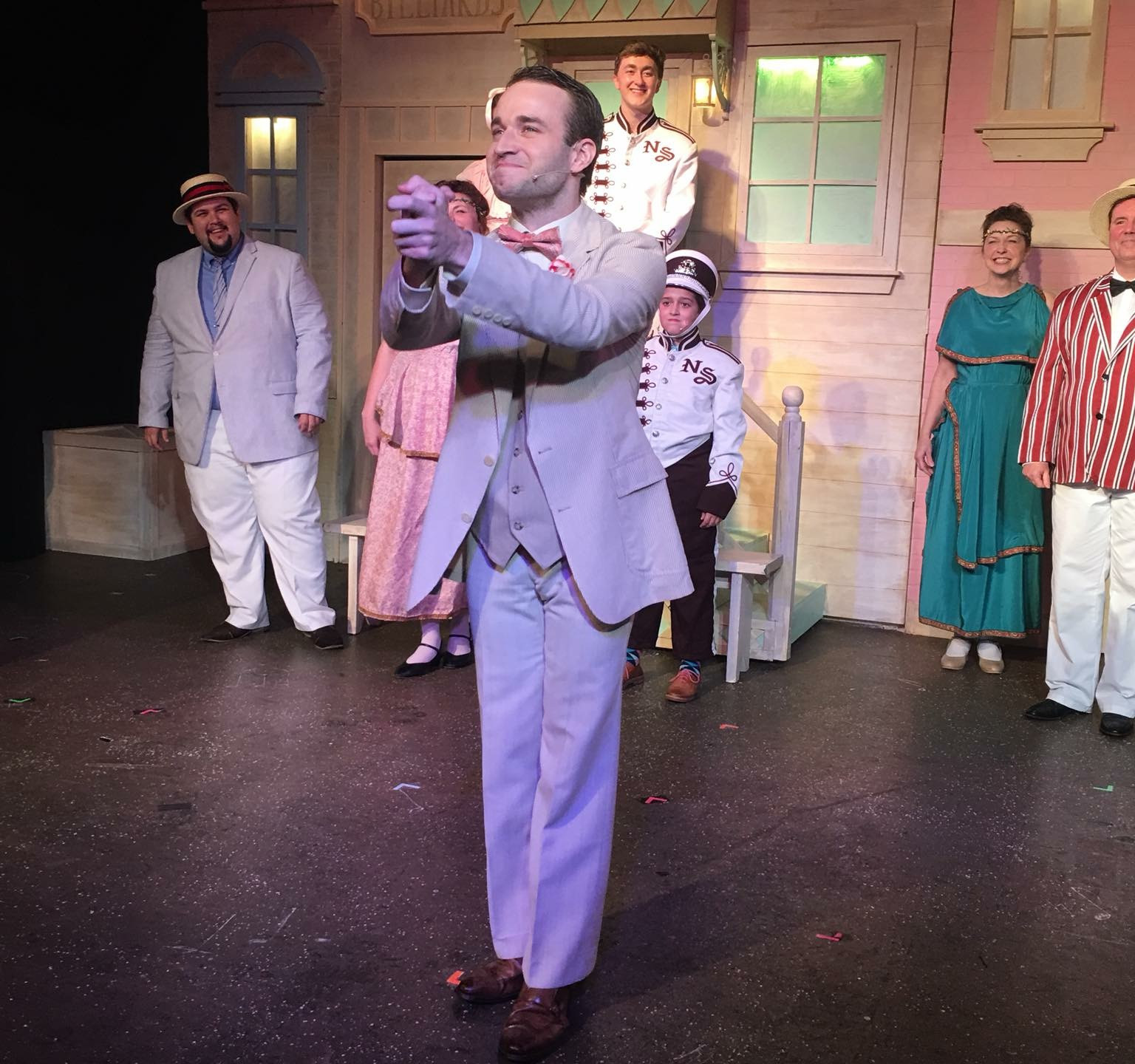 Music Man Closing