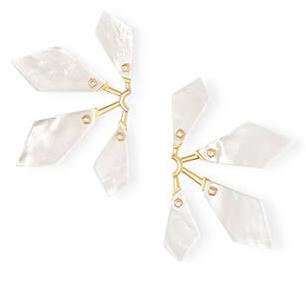 malika gold butterfly