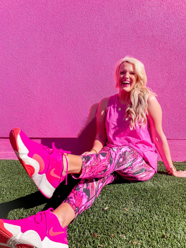 #PINKWEDNESDAY - ATHLEISURE