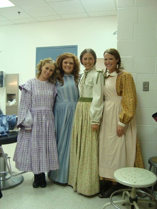 Little Women at Collin College!