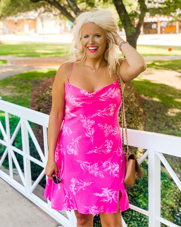 #PINKWEDNESDAY - DRESSES FOR ALL OCCASIONS!