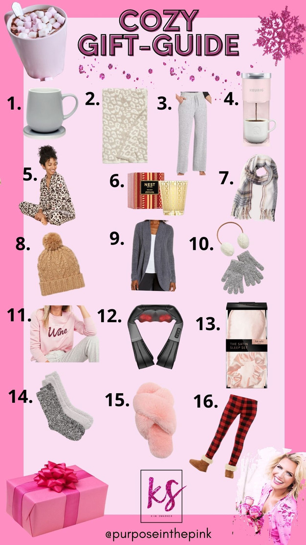 Cozy Gift-Guide