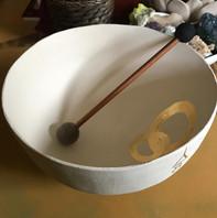 Lion's Gate Transmutation bowl by Jayne Tricker