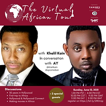 The Virtual African with Khalil Kain v4.