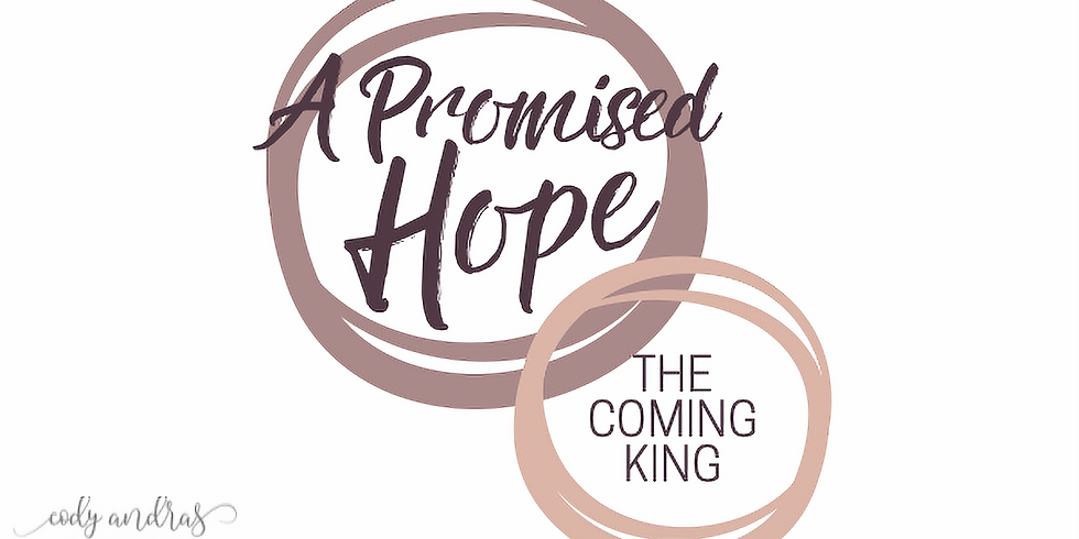 A Promised Hope  -   Mondays at 6:00 PM