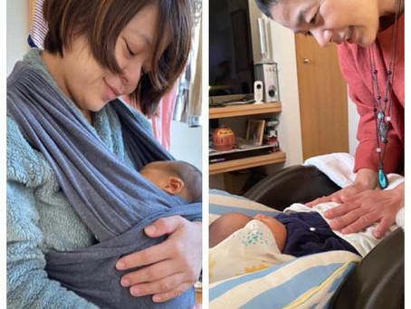 妊娠前後の施術