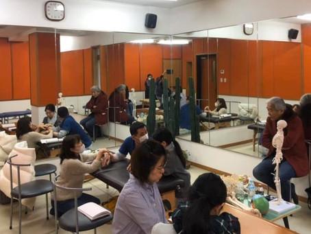 名古屋オステオパシー誇張法入門クラス第4期初回感想