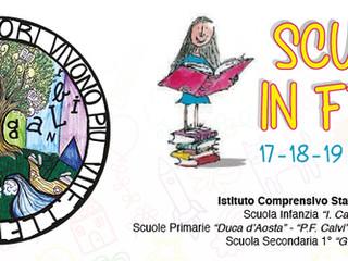 Save the date: 17, 18 e 19 maggio Scuola in Festa a Noale! Mostra del libro, incontri con gli autori