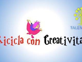 LABORATORIO RICICLA CON CREATIVITA'  Festambiente Noale