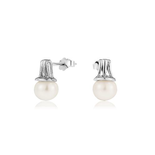 Earrings - Pearl Elegance