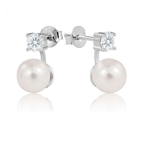 Earrings - Elegant Pearls