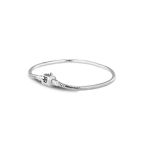 Silver Deployment Bracelet