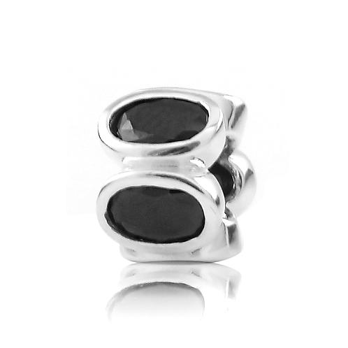Oval - Black