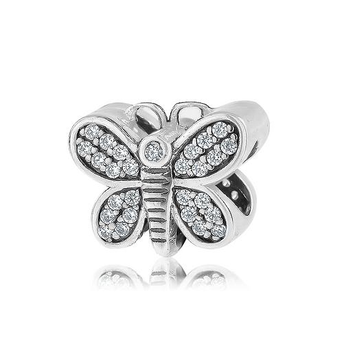 Pavé Butterfly