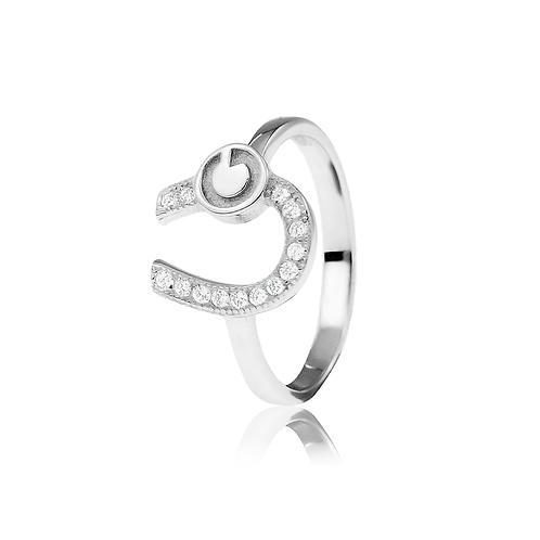 Ring - Lucky Horseshoe